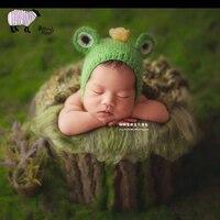 Новорожденный ребенок Фотография деревянная корзина реквизит bebe fotografie девочка мальчик фото для студийной съемки позирует деревянная корз