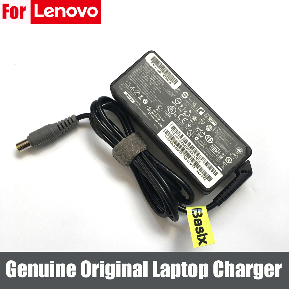 Laptop Accessories Original 20v 3.25a 65w Ac Adapter Battery Charger For Ibm Lenovo Thinkpad X60 T60 Z60 R60 Notebook Cheap Sales 50%