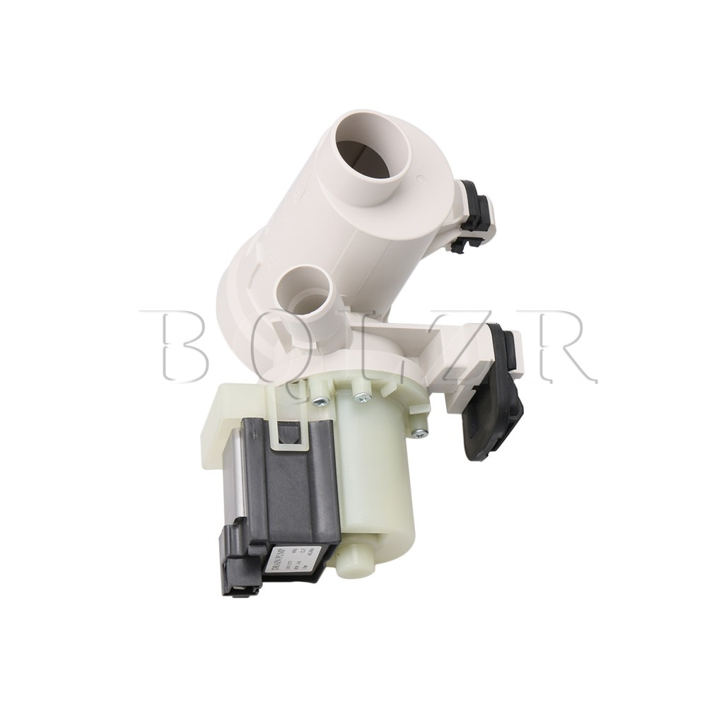 BQLZR Washer Water Drain Pump Motor W10135045 W10130913 W10190648 W10201457 for Whirlpool Washing Machine Replacement Parts