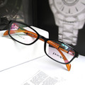 Eyeglasses Frame Women Colorful TR 90 Optical Glasses Frame with HD Temple for Girls and Boys