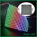 Светодиодная матрица rgb  гибкая световая панель DC5V 256 пикселей