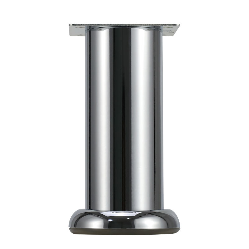 4pcs Furniture Metal Legs Cabinet Sofa Foot Screw Table Legs 150mm Table Base Hardware Furniture Accessories Bed Riser