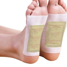 200pcs/lot Herbal Detox Foot pads Detox Foot Patch body care