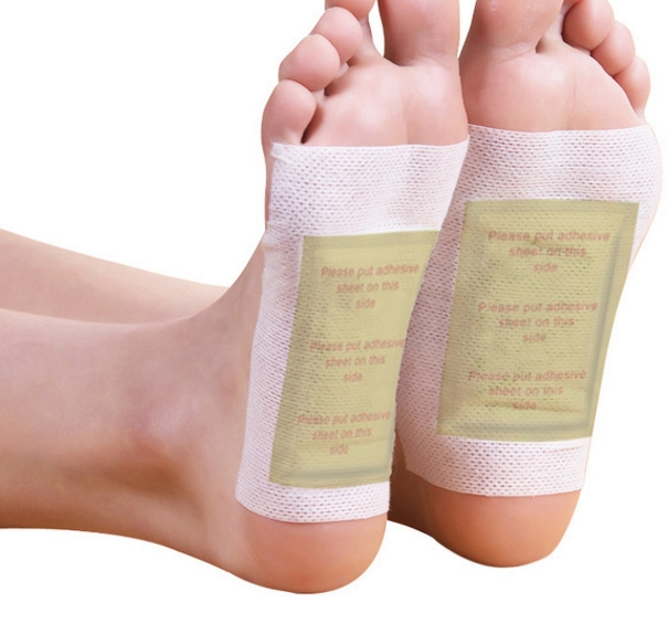 200pcs/lot Herbal Detox Foot Pads Detox Foot Patch Body Care Feet Slimming Foot Care (100pcs Patches+100pcs Adhesives)
