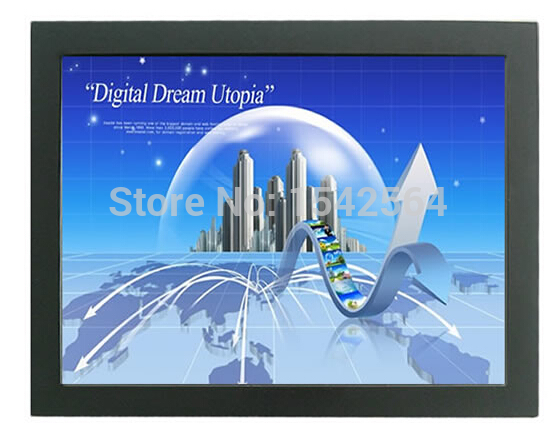 <font><b>32inch</b></font> open frame touch screen <font><b>monitor</b></font> with hdmi image