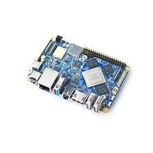 NanoPC T4 Open Source RK3399 ARM Placa de desarrollo DDR3 RAM 4GB Gbps Ethernet, soporte Android 10, Ubuntu, AI y Deep Learning