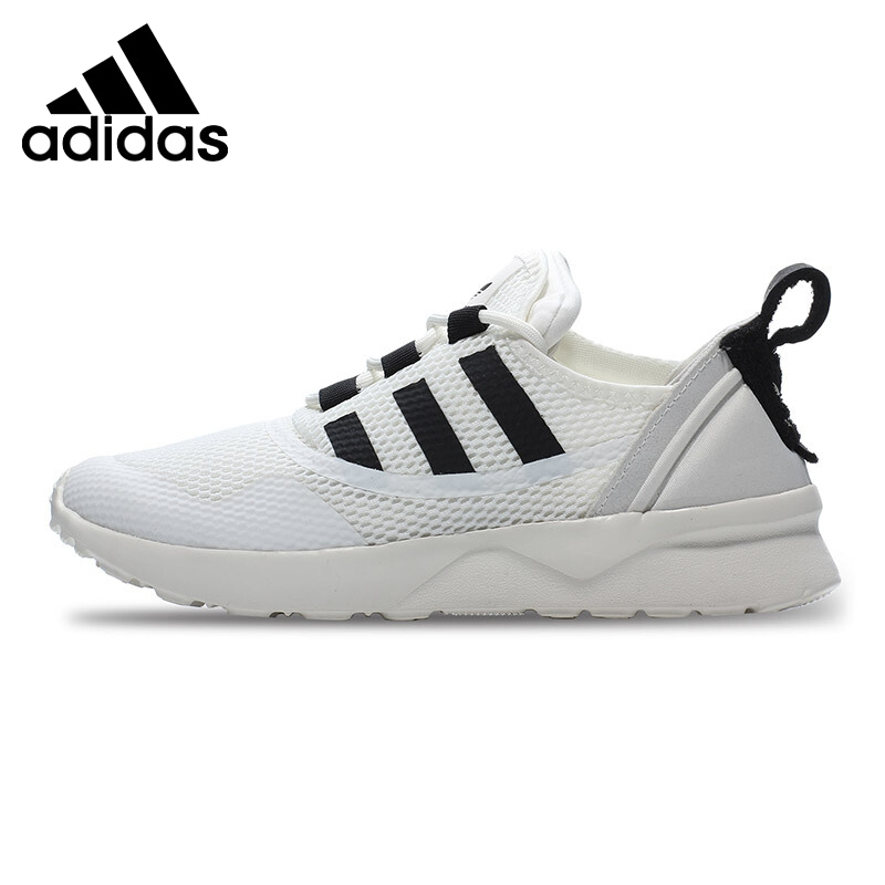 Original New Arrival 2017 Adidas Originals ZX FLUX ADV VIRTUE W Womens Skateboarding Shoes Sneakers