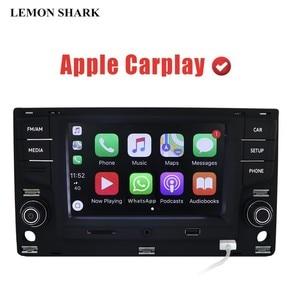 Image 3 - Radio de coche MIB MQB, Carplay mirrorlink, Bluetooth OPS, cámara de marcha atrás para VW Golf 7 MK7 seven Passat B8 5GD 035 280B, 6,5