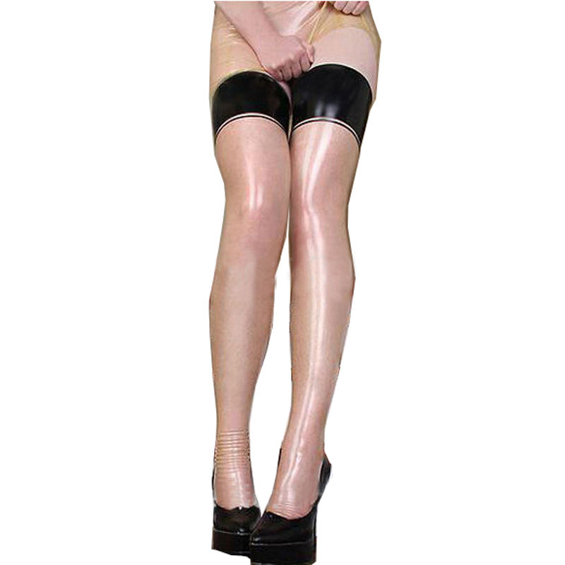 thigh highs Latex