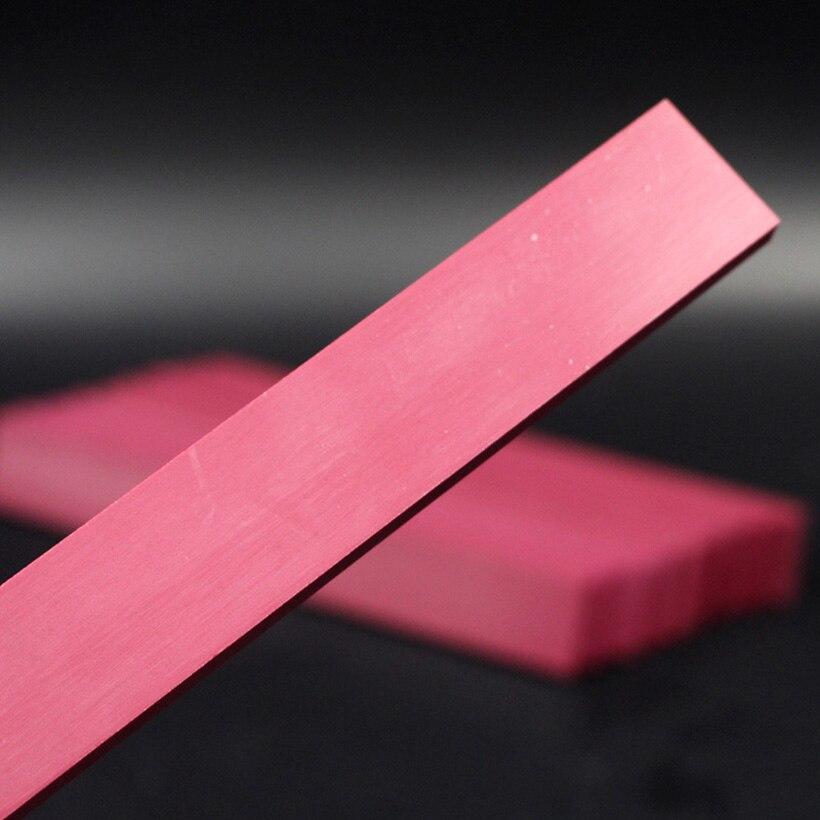 2 pièces/ensemble rubis meule 3000 # couteau de cuisine professionnel aiguiseur pierre à aiguiser polissage pierre à aiguiser