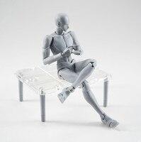 15 см боди KUN Takarai Rihito BODY CHAN Mange фигурка для рисования DX BJD серый цвет фигурка игрушки коллекция кукла рождественский подарок
