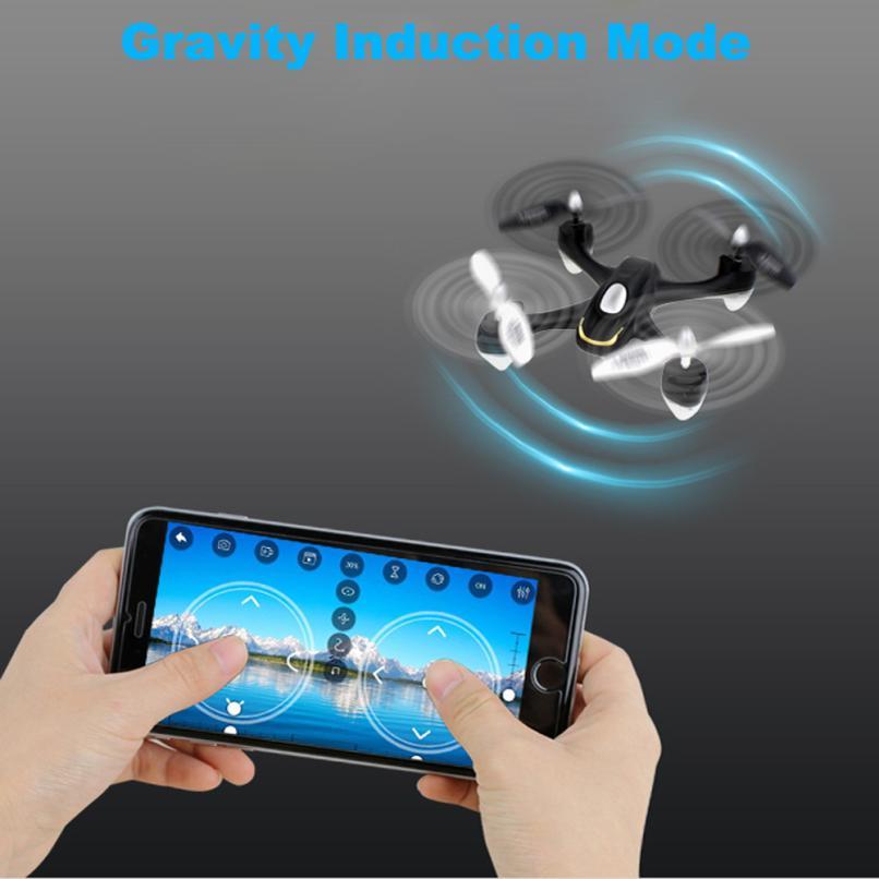 668 A9 2.4G 6 Axis HD Camera WIFI FPV RC Quadcopter Drone Headless Mode Dropship Y901