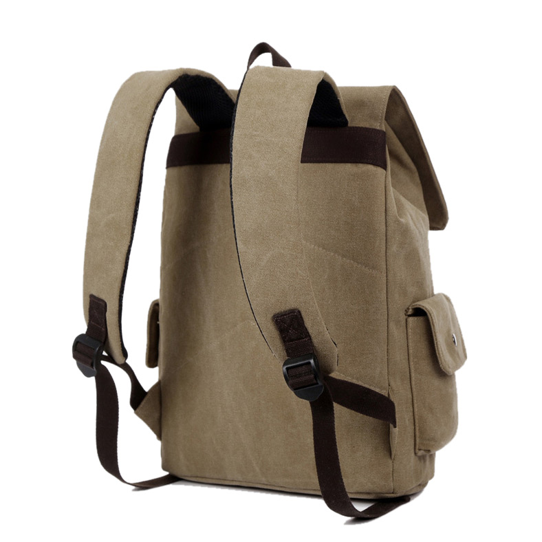 Women's Hand Made Lotus Backpack 4