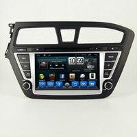 Capacitive Android 4 4 Car Dvd GPS For Hyundai I20 2014 2015 Radio IPOD SWC Bluetooth