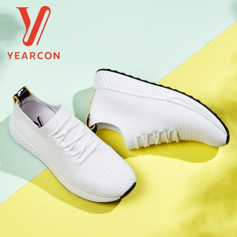 Chaussures vulcanisées pour femmes year con pour sport décontracté chaussures plates de sport athlétique 9261ZX49381W