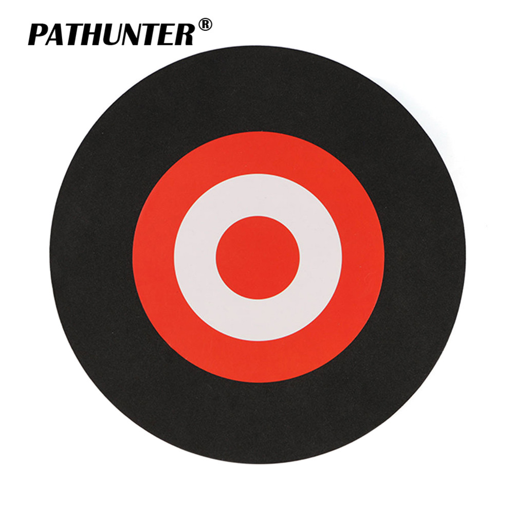 PATHUNTER EVA Mobile Sponge Archery Circle Target Equipment Dart Shooting Practice  Recurve Compound Bow Match Game circle