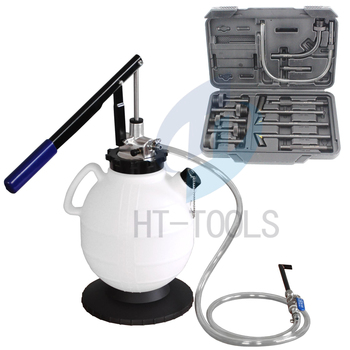 New 7.5L 13pcs ATF Manually Transmission & Engine Oil Filling System FOR BMW Audi Benz Ford
