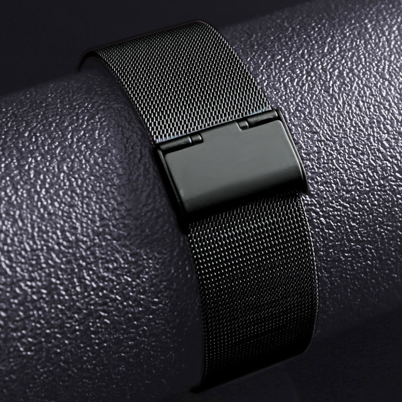 Stainless Steel Milanese Loop bands for Apple Watch  42mm 38mm Milanese Gold Band for Iwatch 1 2 Milanese Band Bracelet Belt milanese loop strap for apple watch band 42mm 38mm magnetic metal stainless steel bracelet bands for iwatch 1 2 3 with frame