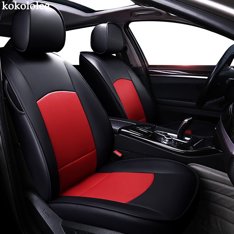 Kokololee Custom Real Leather Car Seat Cover For Lexus Es
