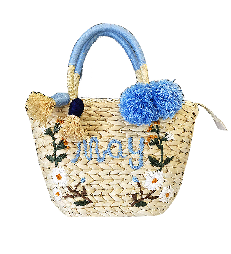 Caker Brand 2018 Women Large Big Embroidery Flower Letter Tassel Handbag Fashion Colorful Beach Bags scorpions – born to touch your feelings best of rock ballads cd