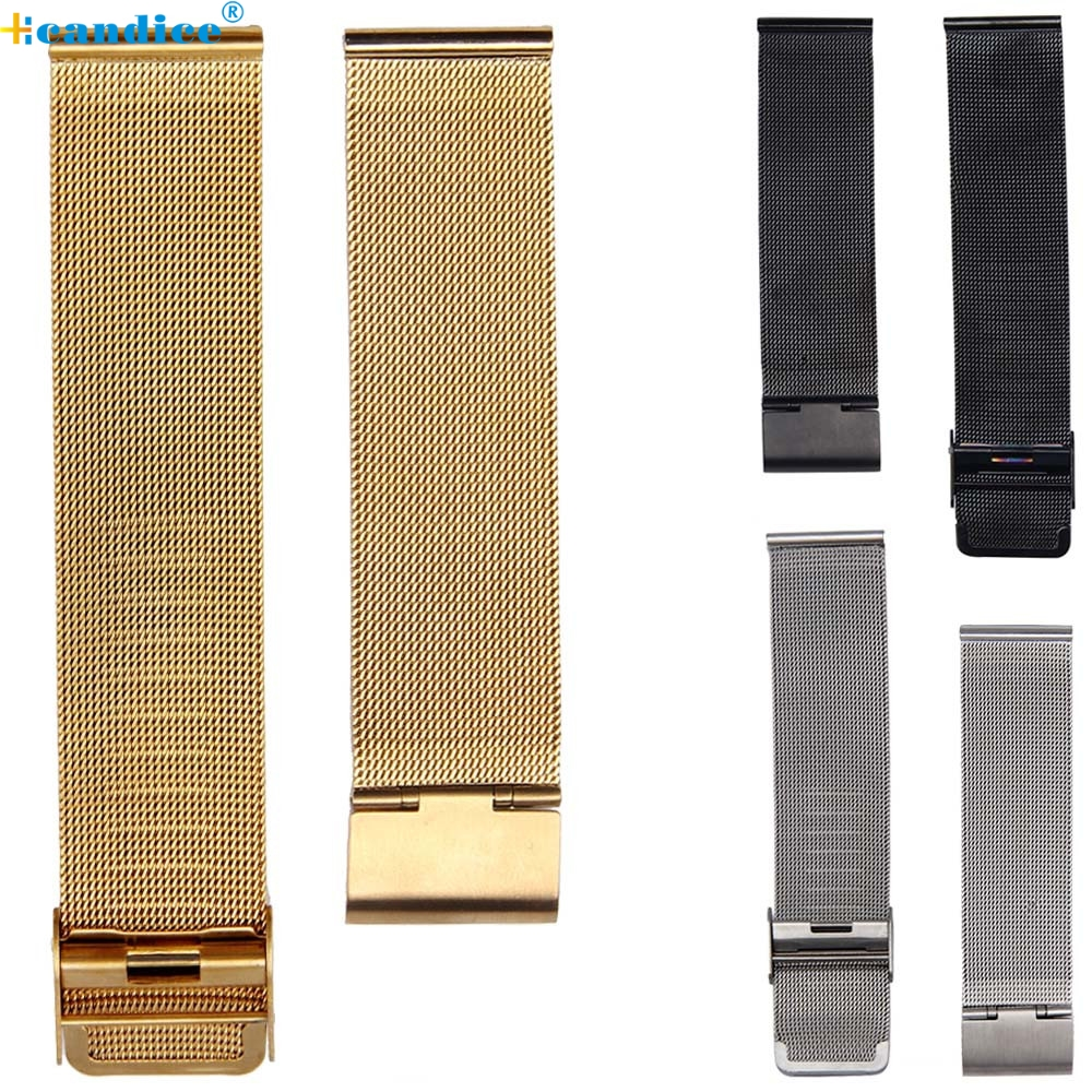 OTOKY Perfect Gift Fashion Milanese Stainless Steel 18mm 20mm 22mm 24mm Wrist Watch Band Strap  July12P30