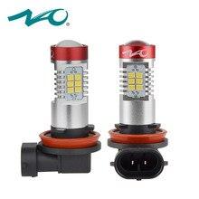 NAO h11 led bulb car led 12V h8 led car light bulbs for auto h9 lamp for auto Fog Lights DRL Daytime Running Lights white