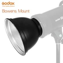 Support Bowens réflecteur Standard Godox pour Flash de Studio AD600B AD600BM (sans trou de parapluie)