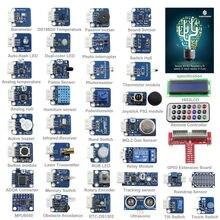 SunFounder 37 Modules Capteur Kit V2.0 pour Raspberry Pi RPi 1 Modèle B (Framboise Pi PAS inclus)