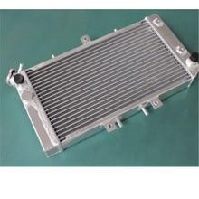 40 мм алюминиевый радиатор/сплава радиатор для Polaris Outlaw 450/525 S/MXR/IRS ATV/Quad 2007-2011 2008