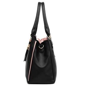 Image 2 - Женская сумка мессенджер, новинка 2020, женская сумка с верхней ручкой, простые сумки на плечо для девочек, женские сумки для леди, модные вечерние сумки