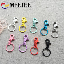5Pcs/lot Metal color painted dog buckle hanging  handmade materials Bag Accessories Hook Clasp Dog With Hardware 19colors ZK656