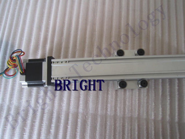 все цены на 12mm linear guide rail SGK 1204 ballscrew effective stroke 400mm linear guide linear rails cnc+23 nema 57 stepper motor SKG онлайн