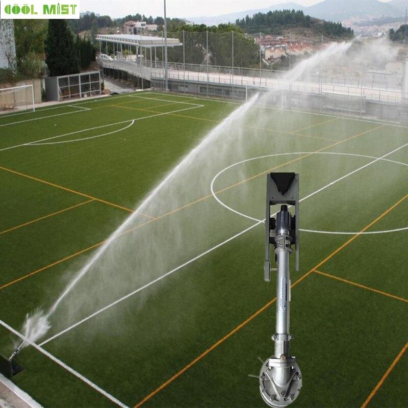 Pistola de pulverização Agrícola S059 pátio de carvão remoção de poeira chuva gun irrigação terra atomização bico de irrigação por aspersão fazenda