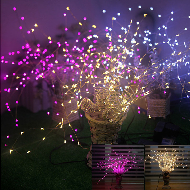 12V/24VLED Tree light Low voltage copper wire christmas lights ...