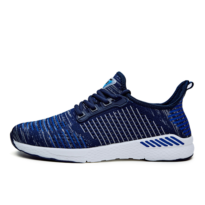 2018 Spring Mens Sport Running Shoes Breathable mesh Men sneakers Outdoor walking athletic shoes for Women Big size 36-46