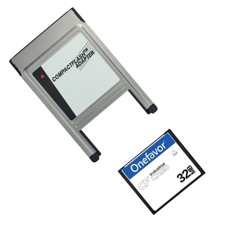 CF Card With CompactFlash Card PCMCIA Adapter 128MB 256MB 512MB 1GB 2GB 4GB 8GB CF Card For Mercedes Benz MP3 PCMCIA Memory Card