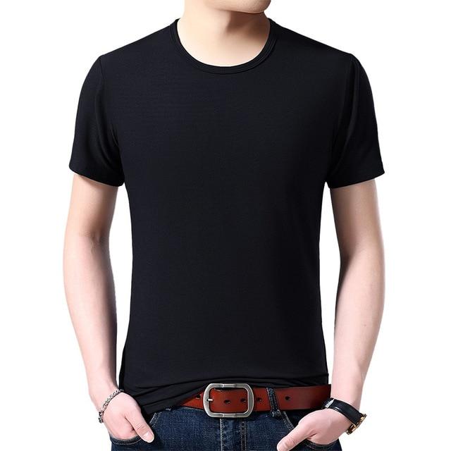 V Neck Short Sleeved T-shirt 10