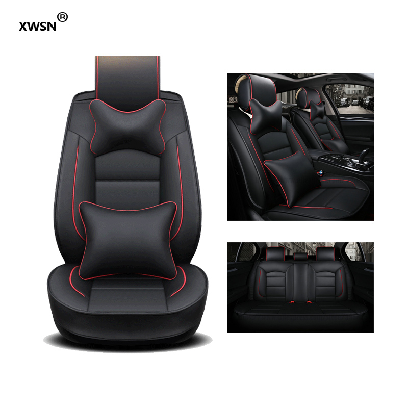 Universal car seat cover for Toyota All Models toyota rav4 toyota chr camry corolla vitz fortuner