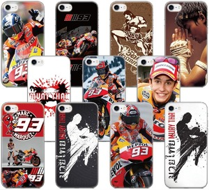 Marc Marquez 93 Muay Thai Cover For Huawei Honor 9 V9 Ascend P8 P9 Lite P10 Plus P20 Mate 9 10 Y7 Y5 Y6 2017 Phone Case Coque(China)