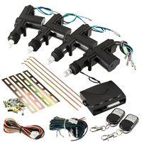Wholesale Universal 2 4 Door Remote Keyless Entry Central Locking Kit Car Remote Central Kit Door