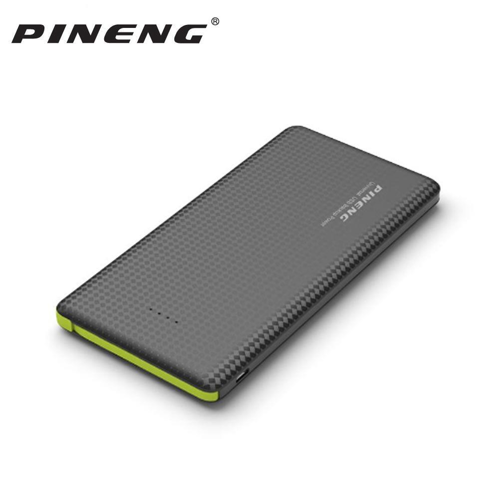 PINENG 10000 mah Banca di Potere PN 951 Caricatore Mobile PowerBank Portatile Batteria Li-Polimero con Indicatore Per iphoneX i8 pn-951
