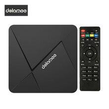 Dolamee D5 Android 5.1 Smart TV Box RK3229 Quad Core KODI 16.1 Media Player XBMC H.265 UHD 4K WiFi DLNA AirPlay Miracast VB32