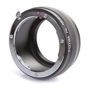 Image 1 - FOTGA עדשת מתאם טבעת עבור Pentax K/PK הר לסוני E הר NEX3 C3 NEX5 NEX6