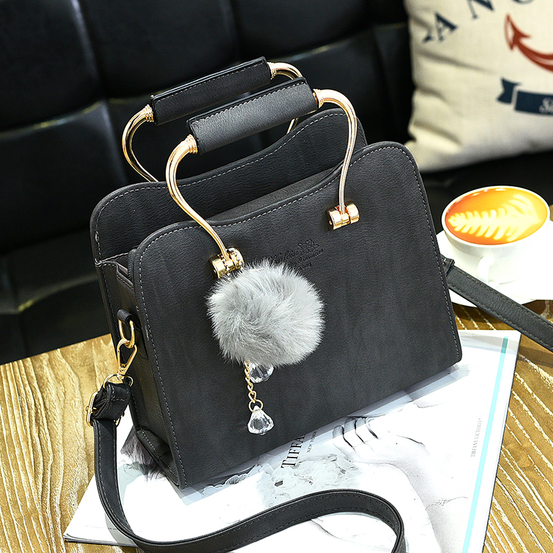 30d93ac71ba0 8 colors PU leather bag luxury women bags designer bags handbags lady  famous brands 2017 fashion new high quality Messenger Bags-in Top-Handle  Bags from ...