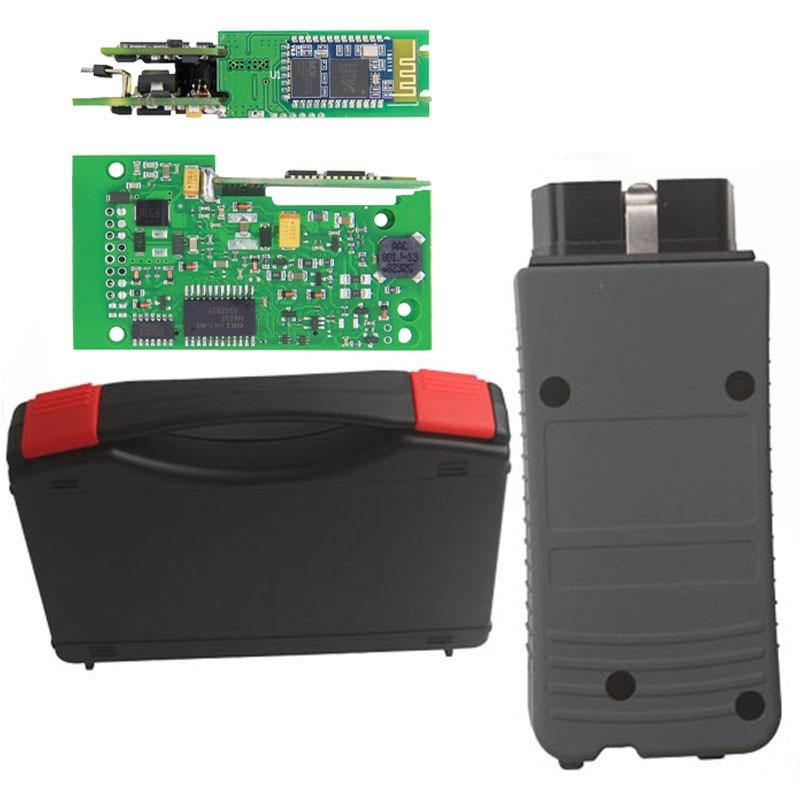 Цена за Автомобиль диагностический инструмент VAS 5054a ODIS V4.1.3 Bluetooth VAS5054 VW Vas5054a VAS 5054a Поддержка нескольких языков OKI чип UDS