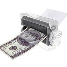 Вафельниц издания денежных печатная средств фокус печатные деньги машины , горячий