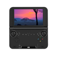 5inch Rechargeable Wireless Screen USB Bluetooth Handheld Game Console Quad Core CPU Tablet Portable Video For GPD XD PLUS