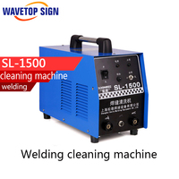 Weld Cleaning Machine SL 1500 High Stainless Steel Welding TIG Welding Washing Machine Cleaning And