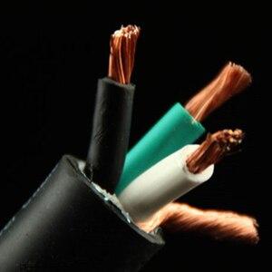 """Image 5 - היי סוף 400 חתימת hifi אודיו בארה""""ב/האיחוד האירופי כבל חשמל טהור נחושת כבל חשמל עם P 029/P 029E כוח plug מחבר"""