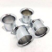 Sherryberg 4 pcs velocidade pilhas chifre de ar para weber 40/44/48idf 40 dcoe tubo trompete 4 peças|horn air|horn pipe|horn trumpet -